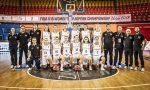 Basket Europeo Under 18 tra le giocatrici una galliate