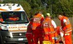 Novara incidente in tangenziale: motociclista in codice rosso