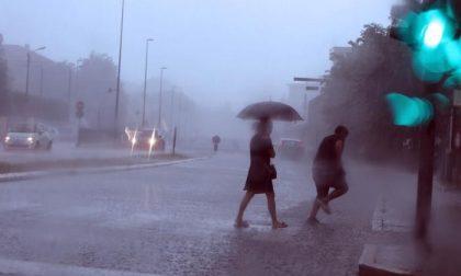 Rischio nubifragi: allerta meteo sul Novarese e Verbano oggi e domani