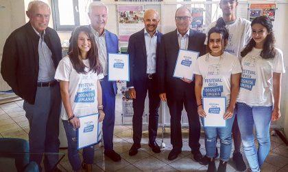 Fondazione Comunità Novarese sostiene il progetto Scuole e Giovani del Festival della Dignità Umana