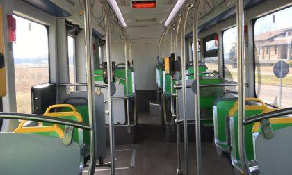 Pulizia straordinaria per gli autobus novaresi