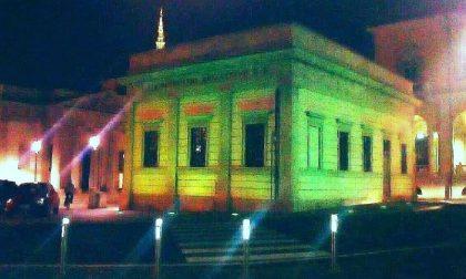 Giornata nazionale Sla, la Barriera Albertina si colora di verde