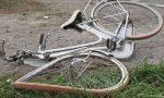 Ciclista investita da un'auto a Porta Mortara