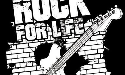 Rock for life arrivano le donazioni per i progetti