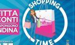 Shopping time a Trecate con tanti sconti
