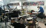 30mila capi falsi sequestrati: la fabbrica tessile era a Borgo Ticino