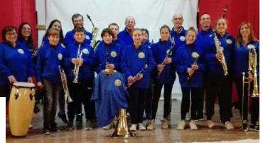 Nuova band a Mercurago intitolata a San Giorgio