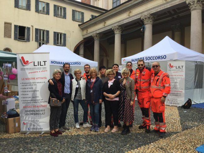 Nastro Rosa, oltre 200 visite senologiche in piazza FOTOGALLERY