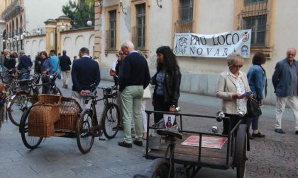 Biciclette storiche, un tuffo nel passato con l'esposizione promossa dalla Pro Loco Novara FOTOGALLERY