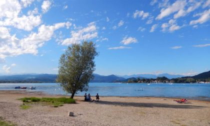 Stagione Balneare Piemonte: spiaggia Cicognola fuori dai limiti