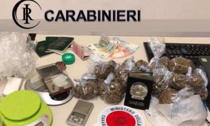 Carabinieri novaresi sequestrano 1 kg di droga