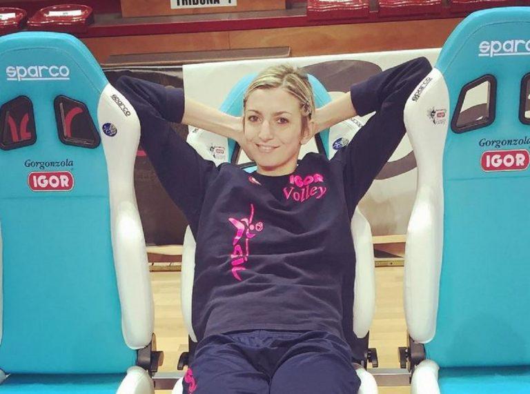 Lutto nel mondo della pallavolo, è morta Sara Anzanello
