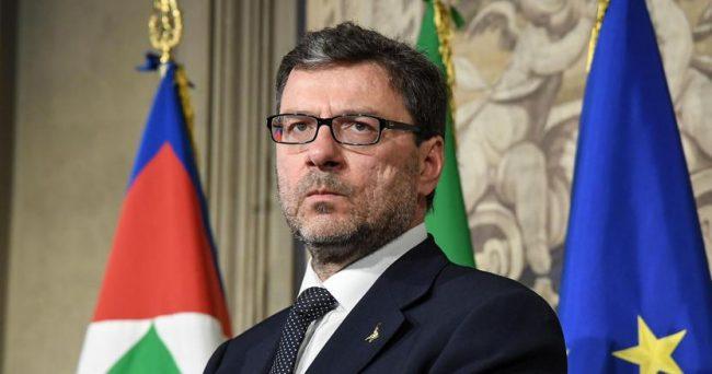 Stati Generali dell&#8217&#x3B;Economia ad Arona: atteso il sottosegretario Giorgetti