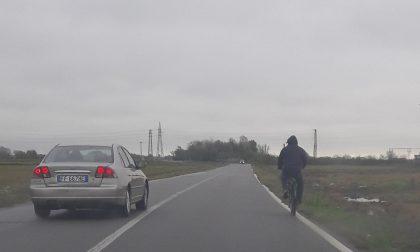 """Pericolo biciclette """"Cerano riparte"""" chiede attenzione"""