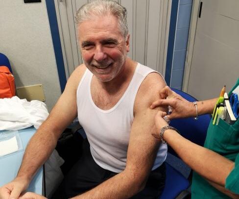 Vaccino al via per il personale ospedaliero