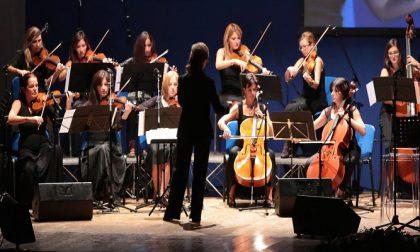 Festival Cantelli con l'Orchestra Femminile del Mediterraneo