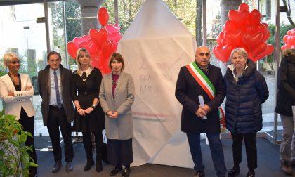 Borgomanero contro la violenza di genere a Villa Marazza