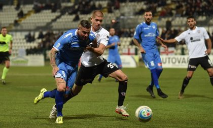 Novara calcio: pareggio a Vercelli per 1-1
