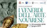 Venerdì dell'arte novarese tornano a Novara