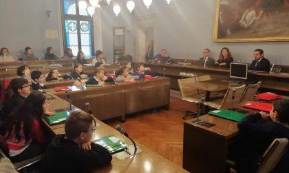 Consiglio comunale dei bambini, tante proposte all'Amministrazione Canelli