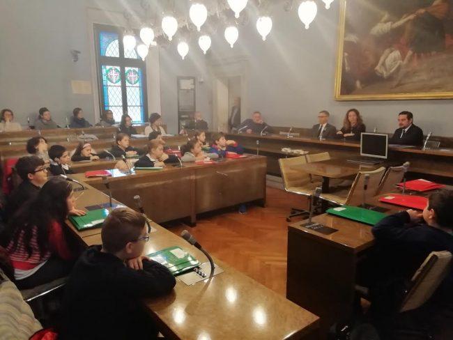 Consiglio comunale dei bambini, tante proposte all&#8217&#x3B;Amministrazione Canelli