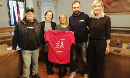 Strawoman, fa tappa a Novara la corsa contro la violenza sulle donne