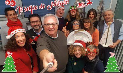 Selfie di Natale, le vostre foto sul Corriere di Novara del 20 dicembre