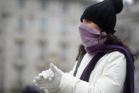 Domenica arriva il freddo: minime a 4 gradi