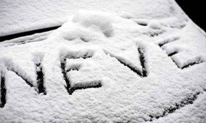 Domani allerta gialla in Piemonte: prevista neve a bassa quota