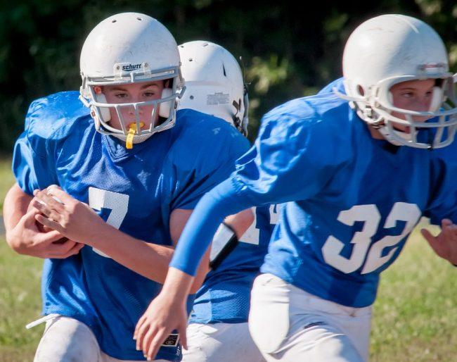Proteggere i denti durante l'attività sportiva