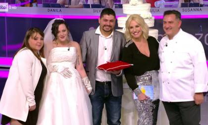 Portobello, giovane coppia novarese realizza il sogno di un matrimonio da favola