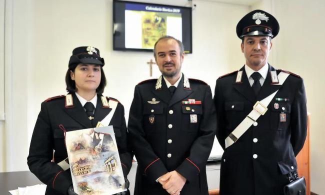 Calendario Carabinieri.Il Calendario 2019 Dei Carabinieri Dedicato Ai Siti Unesco
