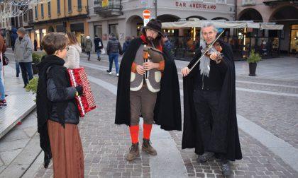 Sabato 1 è iniziato il dicembre borgomanerese