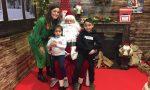 Babbo Natale è arrivato a Novara FOTOGALLERY