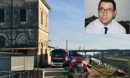Ex candidato sindaco trovato morto nel canale a Novara