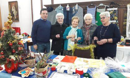 Mercatino di Natale con i vincenziani a Castelletto fino alle 19