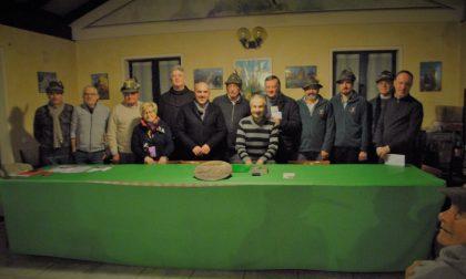 Alpini Borgomanero consegnati 7.500 euro