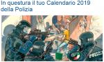 Polizia di Stato: un calendario innovativo e unico