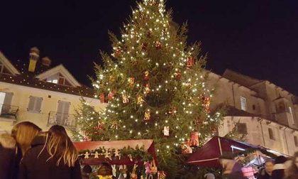 Santa Maria Maggiore, i mercatini di Natale compiono vent'anni