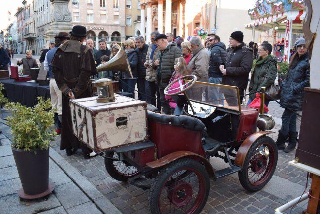 Per l&#8217&#x3B;Immacolata a Borgomanero un salto nel passato FOTOGALLERY