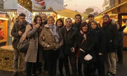 A Strasburgo un gruppo di novaresi scampati agli spari