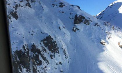 Ritrovati morti i due giovani alpinisti dispersi in Val Susa