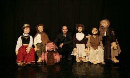 Teatro per bambini in scena ad Arona