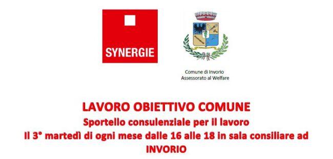 Sportello lavoro: a Invorio torna l&#8217&#x3B;iniziativa dell&#8217&#x3B;assessorato al Welfare