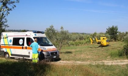 Incidente sul lavoro, operaio cade da 7 metri: gravissimo