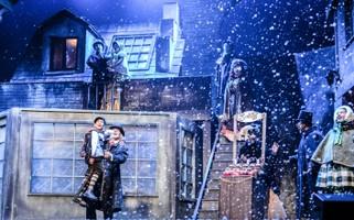 Il Teatro Coccia ospita Christmas Carol