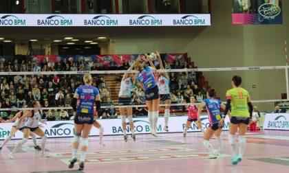 Igor Volley ancora k.o. al tie-break