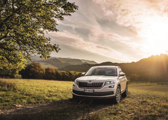 Nuovo Skoda Kodiaq 7 Tech, si arricchisce la gamma del SUV