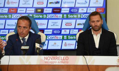 Morganti lascia il Novara Calcio: andrà alla Juventus