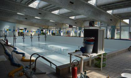 Borgomanero: la piscina comunale riapre sabato 12